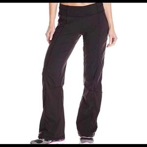 Lucy athletic pants with drawstrings at ankles